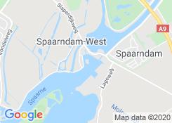Scheepswerf de Rietpol - Spaarndam Gem. Haarlem