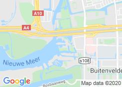 Marina Het Bosch - Amsterdam