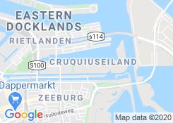 Jachthaven Port Entrepot - Amsterdam