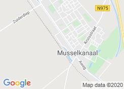 Passantenhaven Spoordok - Musselkanaal