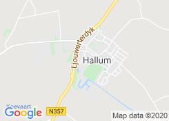 De Haven van Hallum (WSV Wetterfreonen) - Hallum
